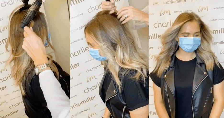 ghd rise styling