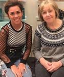 Client Stories: Chrissie Heughan & Hayley Wilson