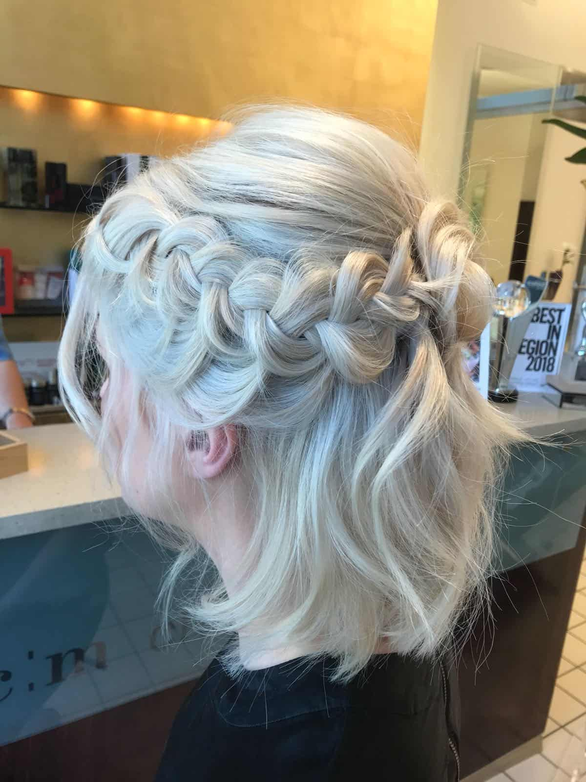 Charlie Miller12 Graduation Hairstyles for any hair length