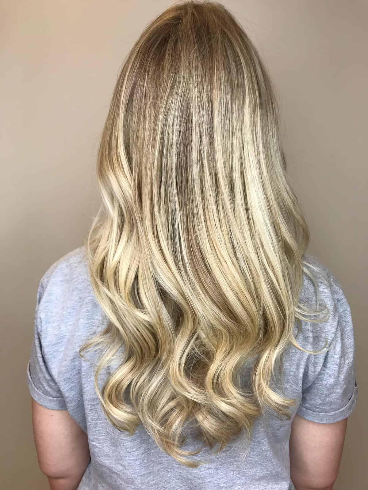 Going Blonde Warmer Tone