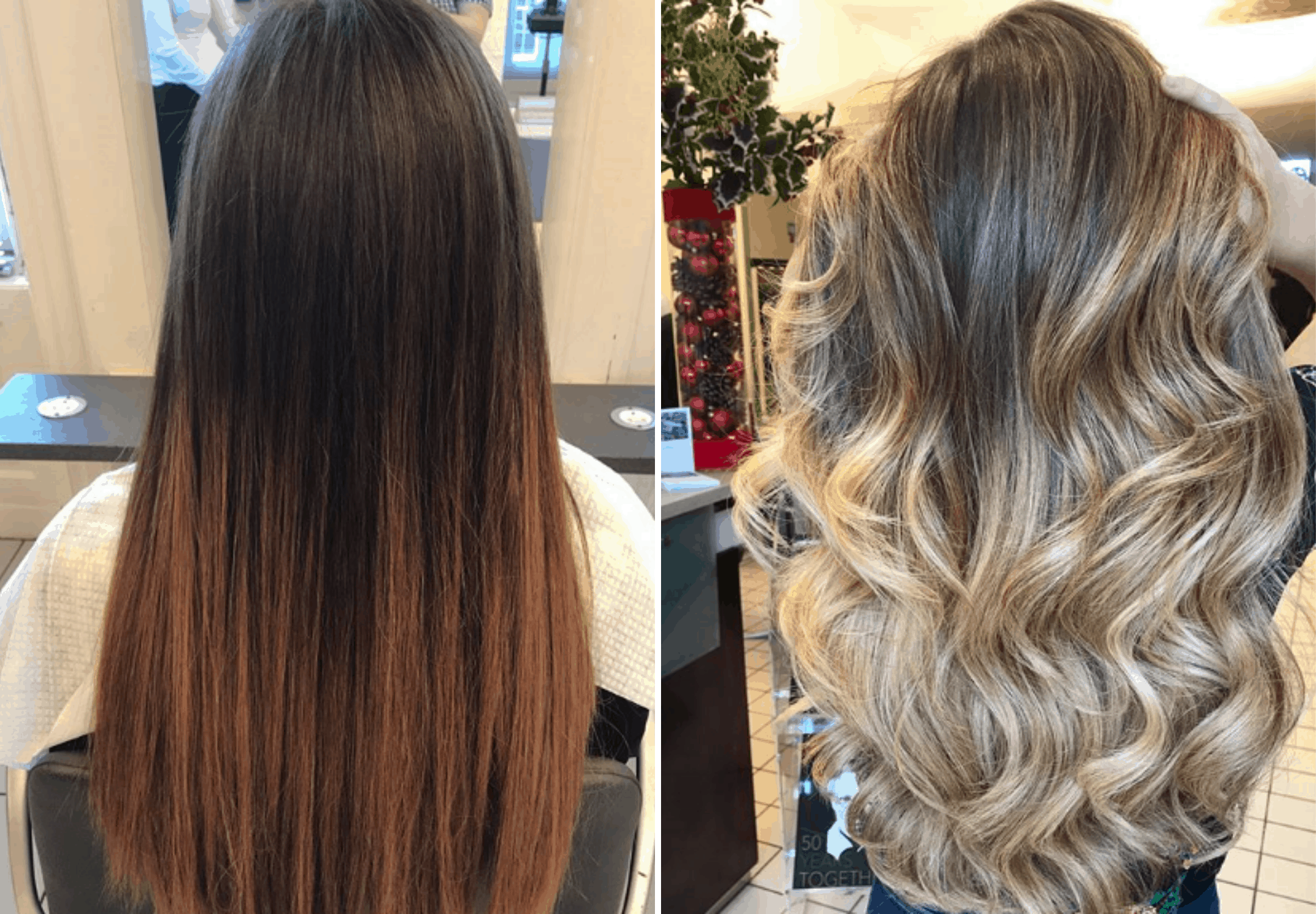 Balayage edinburgh hairdressers